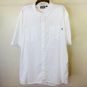 Vans Walkover Short Sleeve Button Down Shirt
